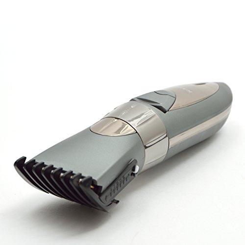 Akku Haarschneidemaschine Kairu - Haarschneider Bartschneider - Nass- und Trockenrasur HC-001