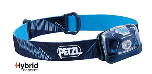 PETZL Tikkina Lampe Frontale Bleu