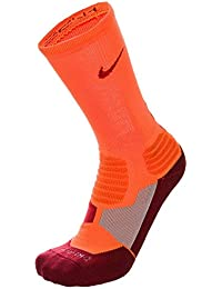 Nike Crew Socks Hyper Elite básquetbol Talla:Large