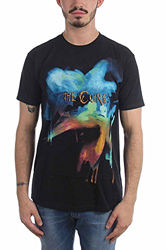 The Cure The Head on the Door Homme Black T-Shirt