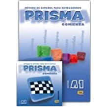 [(Prisma A1 Comienza: Student Book + CD)] [ By (author) Equipo Prisma ] [May, 2007]