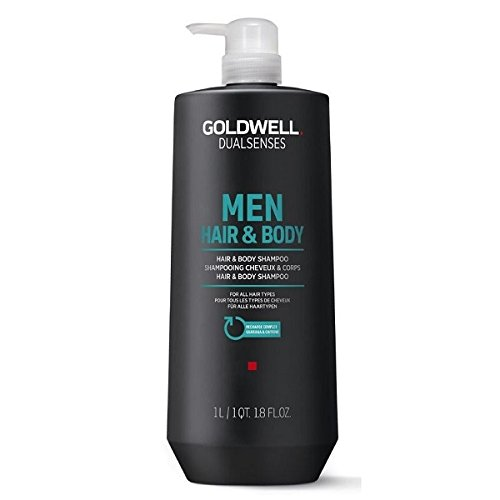 Goldwell Dualsenses Men Hair & Body Shampoo, 1 l