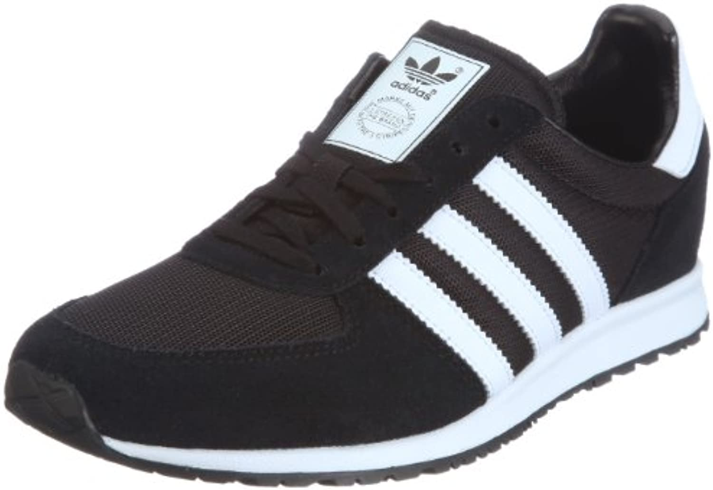 adidas Originals Adistar Racer  Unisex Erwachsene Sneakers  Schwarz (Black 1/White/Black 1)  42 2/3 EU (8.5 Erwachsene