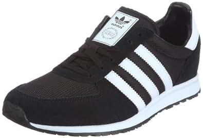 adidas Originals Adistar Racer, Unisex-Erwachsene Sneakers, Schwarz (Black 1/White/Black 1), 44 EU (9.5 Erwachsene UK)