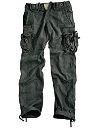 Alpha Industries Tough Cargo Hose Checked Overdied