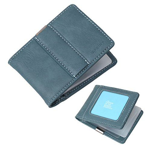 ECM11B03 Blue Business Online-Shopping f¨¹r Thanksgiving Day Geld-Clip-Wallet-Karteninhaber Designer Zeitgen?ssische von Epoint