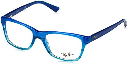 Ray-Ban Mädchen 0RY 1536 3731 46 Brillengestelle, Blau (Blue Striped Gradient),