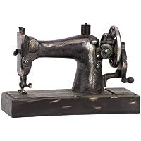 Resina antigua máquina de coser