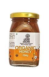 Pure & Sure Organic Honey, 250g