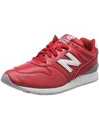 5bb2bad8c609e Amazon.es  zapatillas rojas hombre - New Balance  Zapatos y complementos