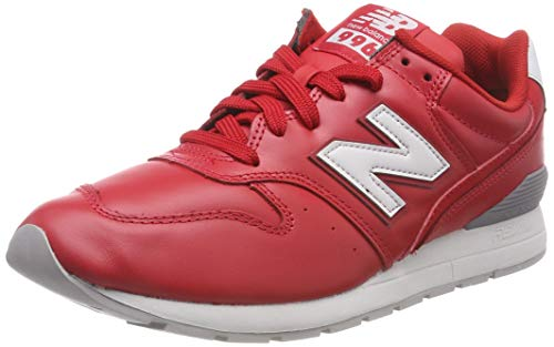 New Balance 996, Baskets Homme, Rouge (Team Red/Nimbus Cloud LR), 44.5 EU