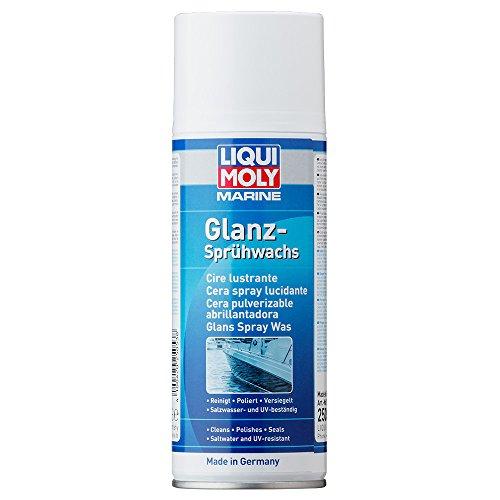 LIQUI MOLY 25053 Glanz-Sprühwachs Marine Aerosol, 400 ml