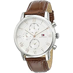 Tommy Hilfiger Analog Multi-Colour Dial Men's Watch