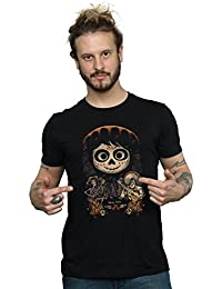 Disney Men's Coco Miguel Face Poster T-Shirt