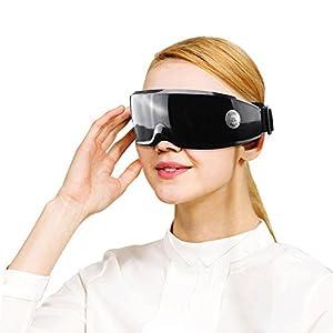 Augen Massagegert Wiederaufladbare Elektro Magnet Vibrationsmassage Und 9 Modi Fr Trockene Augenpflege Relax Vision Eyestrain Stress Relief
