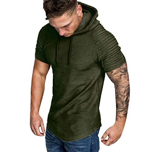 Riou Poloshirt Herren Slim Fit Polo T Shirts Männer Kurzarm Hemd Revers Solid Casual Basic Sport Design Ins Trend Mode T-Shirt - Polo-tee