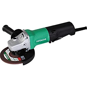 41tu3Z8E3vL. SS300  - Hitachi tools - Mini-amoladora diámetro 150mm 1500w