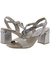 b8fa7406e Hispanitas Women s PHV86836 Court Shoes Brown Taupe