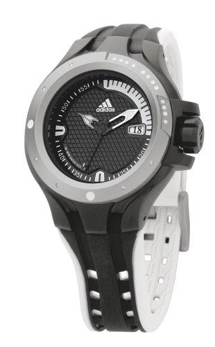 Adidas ADP1544 - Orologio da polso da donna, cinturino in poliuretano colore nero