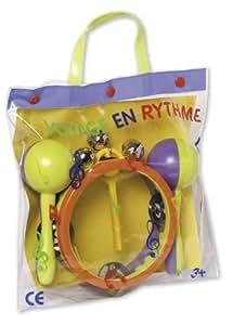 Halilit - Ha 9000 - Instrument de Musique - Le Voyage en Rythme
