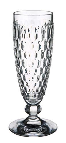 Villeroy & Boch Boston Sektglas, 150 ml, Kristallglas, Klar