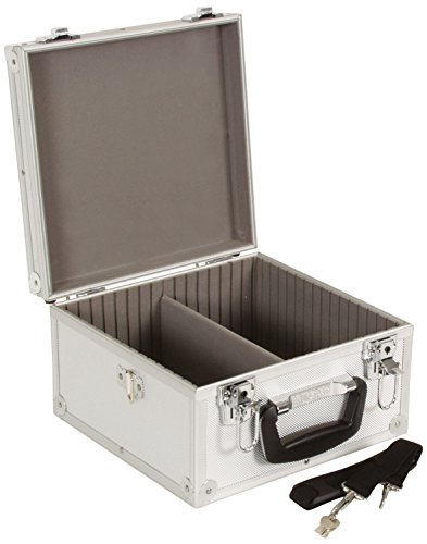 Aluminium-dry Box (PEREL - 1823-290  1823 ;290 CD-Box 138961)