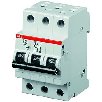 2p System pro M compact Leitungsschutzschalter 4016779531764 ABB Stotz S/&J Sicherungsautomat S201-C13NA 6kA 13A C 1p+N