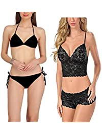 bc0644078b81 Bikinis for Women: Buy Bikinis for Women Online at Best Prices in ...