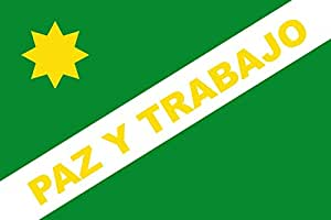 magFlags Flagge: Large Yumbo Valle del Cauca   Querformat Fahne   1.35m²   90x150cm » Fahne 100% Made in Germany