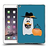 Head Case Designs Offizielle PLdesign Dummer Geist Halloween Soft Gel Hülle für iPad Air 2 (2014)