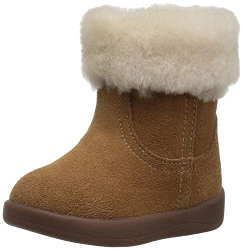 I Fashion Boot, Chestnut, 2/3 M US Infant ()