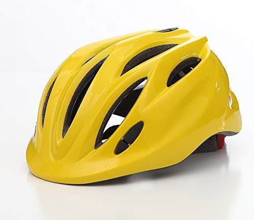 YLFC Casco per Bambini, Casco Bici Ideale per Bambini e Adolescenti Caschi Perfetto per Downhill Ciclismo MTB Scooter Helmet Ideale per Tutte Le Forme di attività in Bicicletta