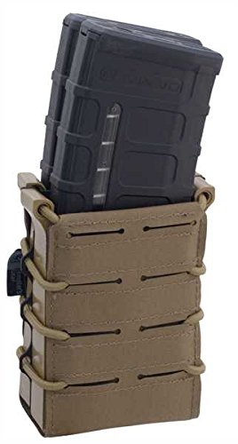 Templars Gear Fast Rifle Double Mag Pouch Coyote, Coyote