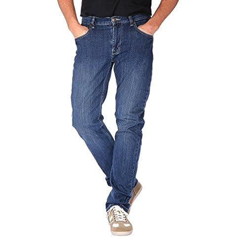 Maskovick Herren Stretch Jeans Clinton Medium Used - Straight Leg