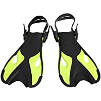 NiceButy AF-702 regolabile per adulti pinne Lunghe TP Snorkeling Flippers Sport acquatici Diving Sport interessante