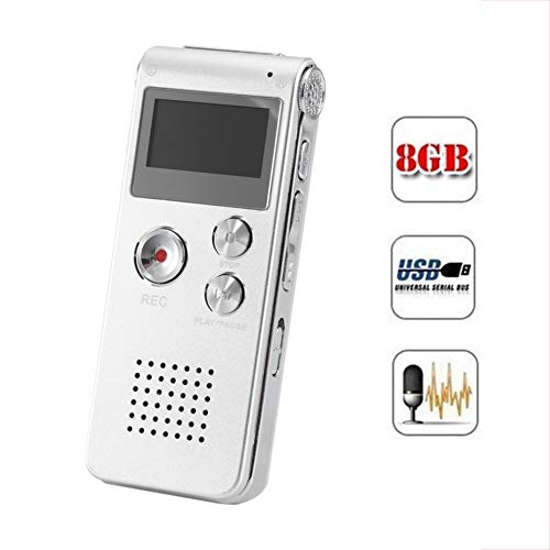 QLPP Digital Voice Recorder with...
