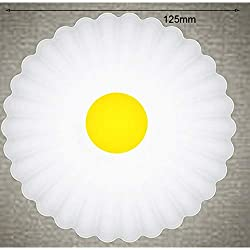 Remote Control Night Light Small Daisy Shape Lamp Smart Bedside Lamp Universal LED Desktop Lamp Durable Home Light