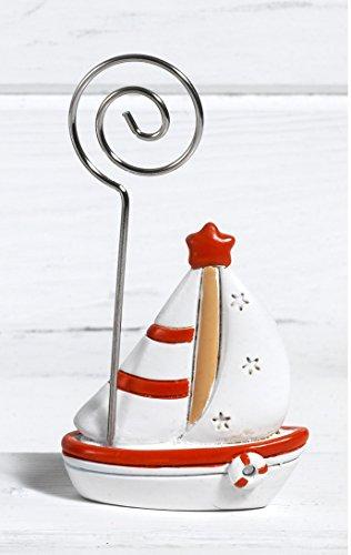 12 pezzi clip memo portafoto segnaposto barca a vela bomboniera matrimonio comunione cresima battesimo in resina by mandorle bomboniere
