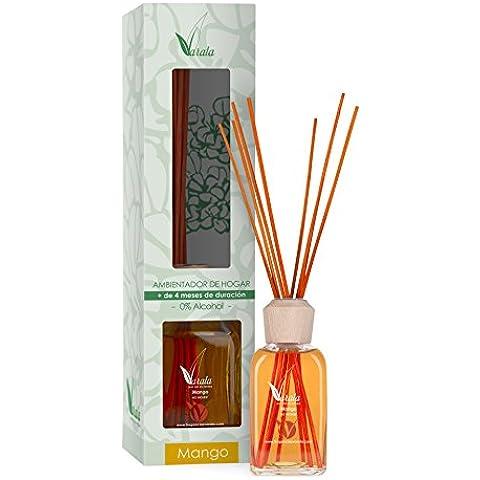 Deodorante varala mikado con oli essenziali naturali o% alcool 220ml con manico