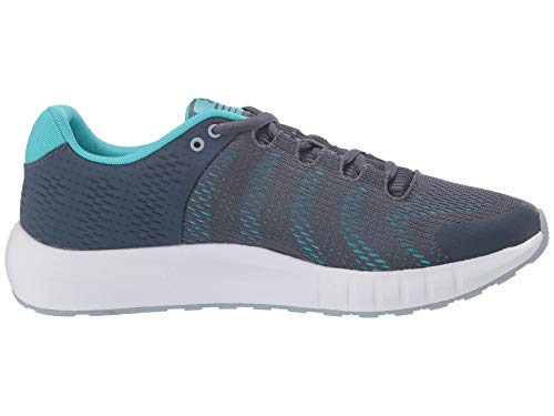 Under Armour Micro G Pursuit Bp Scarpe Running Donna, Grigio (Downpour Gray 400), 40 EU (6 UK)