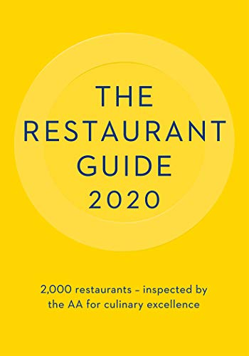 The AA Restaurant Guide 2020