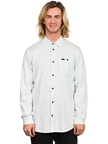 Ruca Chemises casual - Currus Ls - unisex Indigo