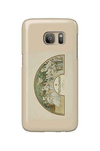 moet-and-chandon-fan-vintage-poster-artist-clairin-france-galaxy-s7-cell-phone-case-slim-barely-ther