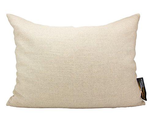 Preisvergleich Produktbild Bio-Zirbenkissen,  speziell zum Schlafen / für Kinder,  halbe Füllung / 30x40cm