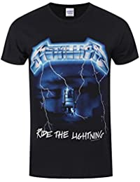 Metallica Ride The Lightning T-shirt noir