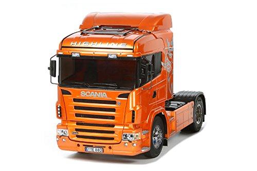 e 1:14 RC Scania R470 4x2 Fahrzeug, orange ()