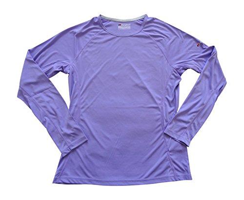 Berghaus -  Maglia a manica lunga  - Donna Purple(420836M99)
