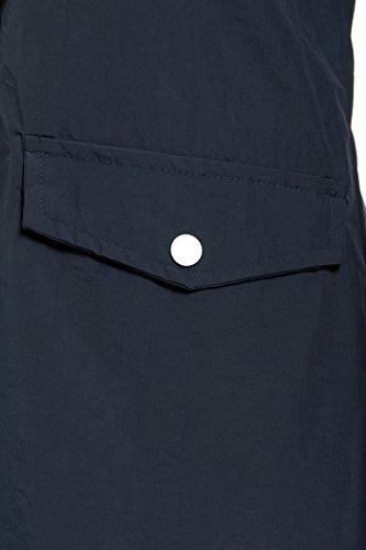 SS7 Femmes Coupe Vent Imperméable, Marine, tailles 38 à 16 Bleu Marine