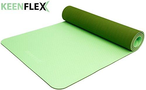 KeenFlex - Tappetino Yoga - Premium anti