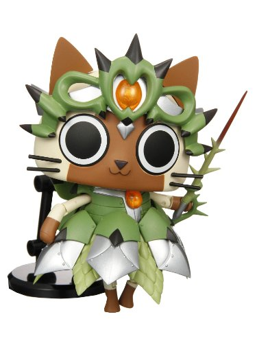 Monster Hunter Portable 3rd Figur: Airou Reia Neko Series